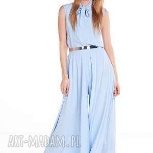 Bluzka Ewelina, moda, błękitna