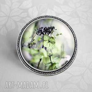 broszka :: PLANT :: - ,brocha,broszka,modna,przypinka,szklana,unikatowa,