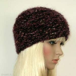 Samantha: melanż kolorów - czapka