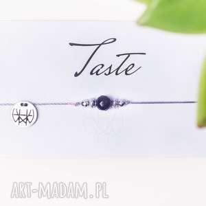 whw taste with onyx ii, delikatna, sznurkowa, onyks, hematyt, kamienna, subtelna
