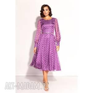 Sukienka stella sukienki pawel kuzik jedwabna