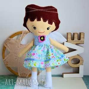 ręcznie robione lalki aniołek stróż - alicja 35
