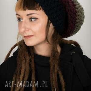 czapka dreadlove triquence 41, na dready, dredy, dreadloki, rasta, reggae