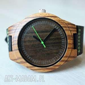 pomysł na prezent pod choinkę Drewniany zegarek CONDOR , drewniany, męski,