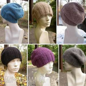50 kolorów wybierz swój 100 wool unisex zimowa czapa, ciepła, wełniana