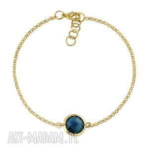 my precious - navy blue - łańcuszek