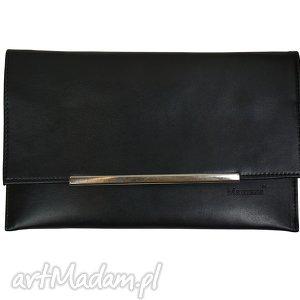 kopertówki kopertówka koperta manzana black m023, kopertówka, koperta, manzana