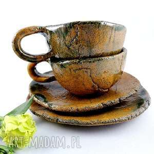 ceramika filiżanki ceramiczne, filiżanka, kawa, dekoracje, talerz, prezent