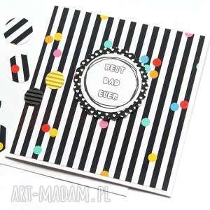 handmade kartki dla taty :: kartka handmade :: confetti