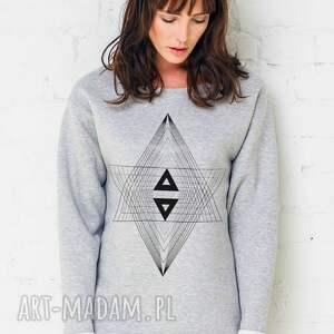 triangle oversize bluza, ubrania, święta prezent