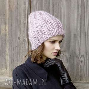 ręczne wykonanie czapki czapka oban