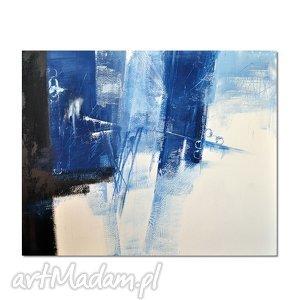 Abstrakcja GBC, nowoczesny obraz ręcznie malowany,