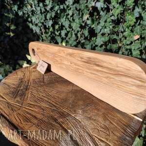 deska jesionowa do serwowania, deska, jesion, drewno, prezent