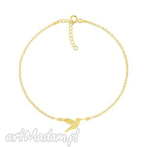 lavoga celebrate - hummingbird connector - bracelet g - ażurowa, celebrytka