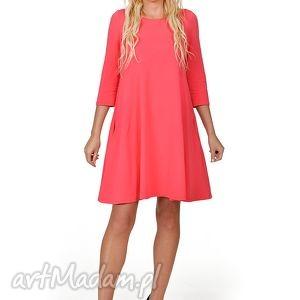 ręcznie wykonane sukienki 7d sukienka rozkloszowana