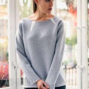 prezent na święta, bluzy fold grey bluza oversize