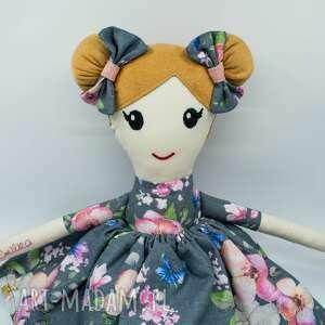 lalka szmaciana, ręcznie szyta szmacianka dla dziewczynki, handmade
