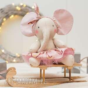 artshoplalashop słonik personalizacja prezent urodziny święta, słonik