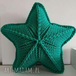 poduszki poduszka gwiazdka ze sznurka bawełnianego babemi star