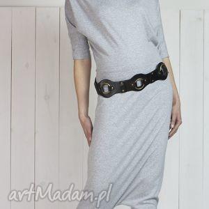 sukienki grey moon, efektowny, oryginalny, seksowny, na co dzień, dresowy