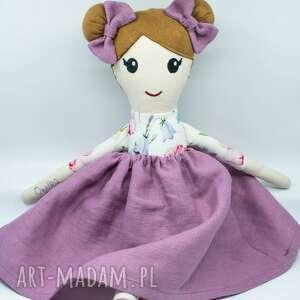 lalki laleczka handmade, szmacianka, lalka ręcznie szyta, prezent, minimalizm