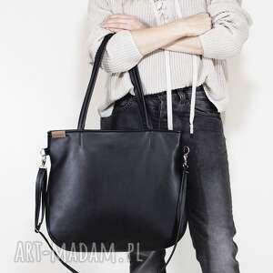 ręczne wykonanie na ramię pacco bag - torba z długim regulowanym, odpinanym paskiem