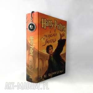 zakładka do książki insygnia śmierci potter, harry