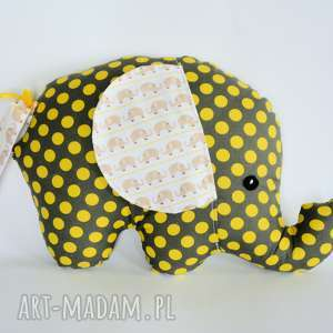 słonik tutek - krzyś - słonik, zabawka, maskotka, przytulanka, dziecko