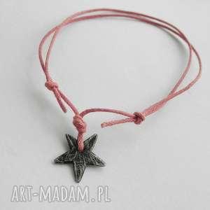 hand made bransoletki gwiazdka bransoletka