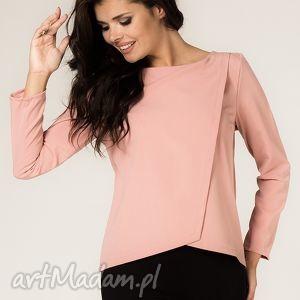 bluzka agata 4, elegancka, asymetryczna, modna, asymetria, casual, codzienna