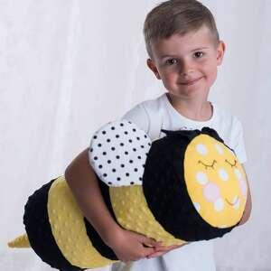 maskotki poduszka dziecięca pszczoła, pszczoła poduszka, pszczółka