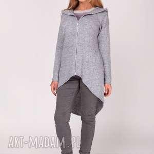 kardigan,płaszczyk z kapturem, kardigan, płaszcz, wdzianko, narzutka, sweter, kaptur