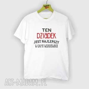 handmade koszulki koszulka z nadrukiem dla dziadka, mężczyzny, prezent dziadek