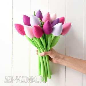 święta, tulipany, tulipan, tulipany, walentynki, bukiet, tulipanów, kwiaty