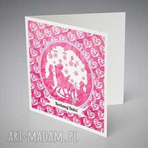 KOCHANEJ BABCI... KARTECZKA, kartki, życzenia, okolicznościowe, babcia