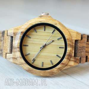 zegarki damski drewniany zegarek seria full wood, drewniany, damski, kobiecy