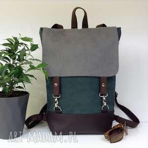 ręcznie zrobione plecak