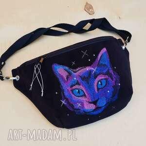 nerka XXL space cat , nerka, kot, kotek, kosmos, saszetka, torebka