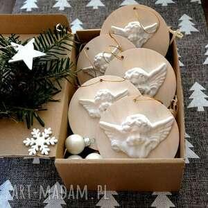Pomysły na prezenty święta! 5 x aniołki dekoracje wooden love