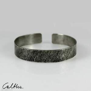 kamień - metalowa bransoletka 201217-01, bransoletka