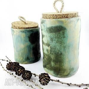święta, pojemniki ceramiczne, pojemnik, ceramika, dekoracje, prezent
