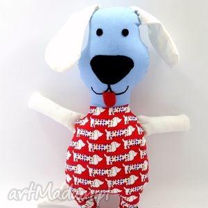pies baks 3, przytulanka, zabawka, pies, piesek, maskotka, święta