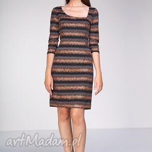 sukienki sukienka linda, moda