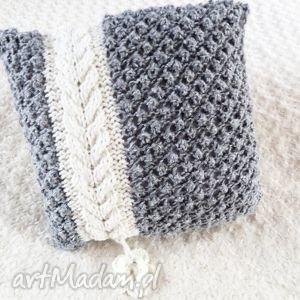 poduszka wykonana ręcznie wełna 40x40 cm 1szt, poduszki, poduszka, poszewka, poszewki