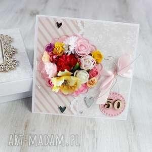 kartka urodziny imieniny rocznica - prezent