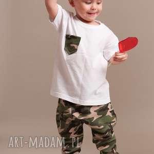 Koszulka z kieszonką MORO, moro, koszulka, kieszonka, t-shirt, dopasowana, komplet