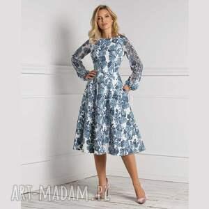 sukienki sukienka aniela total midi cameron
