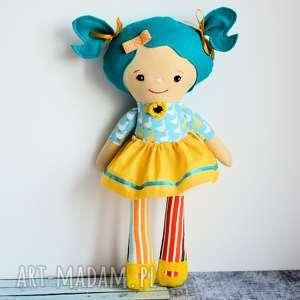 lalki lalka rojberka - słodki łobuziak dorotka 50 cm, lalka, wieś, folkowa