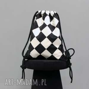 handmade na święta prezent bbag wonderland plecak worek
