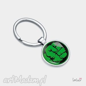 pod choinkę prezent, brelok do kluczy hulk, avengers, marvel, komiks, film